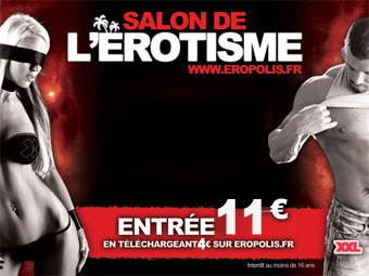 Salon Eropolis de Reims