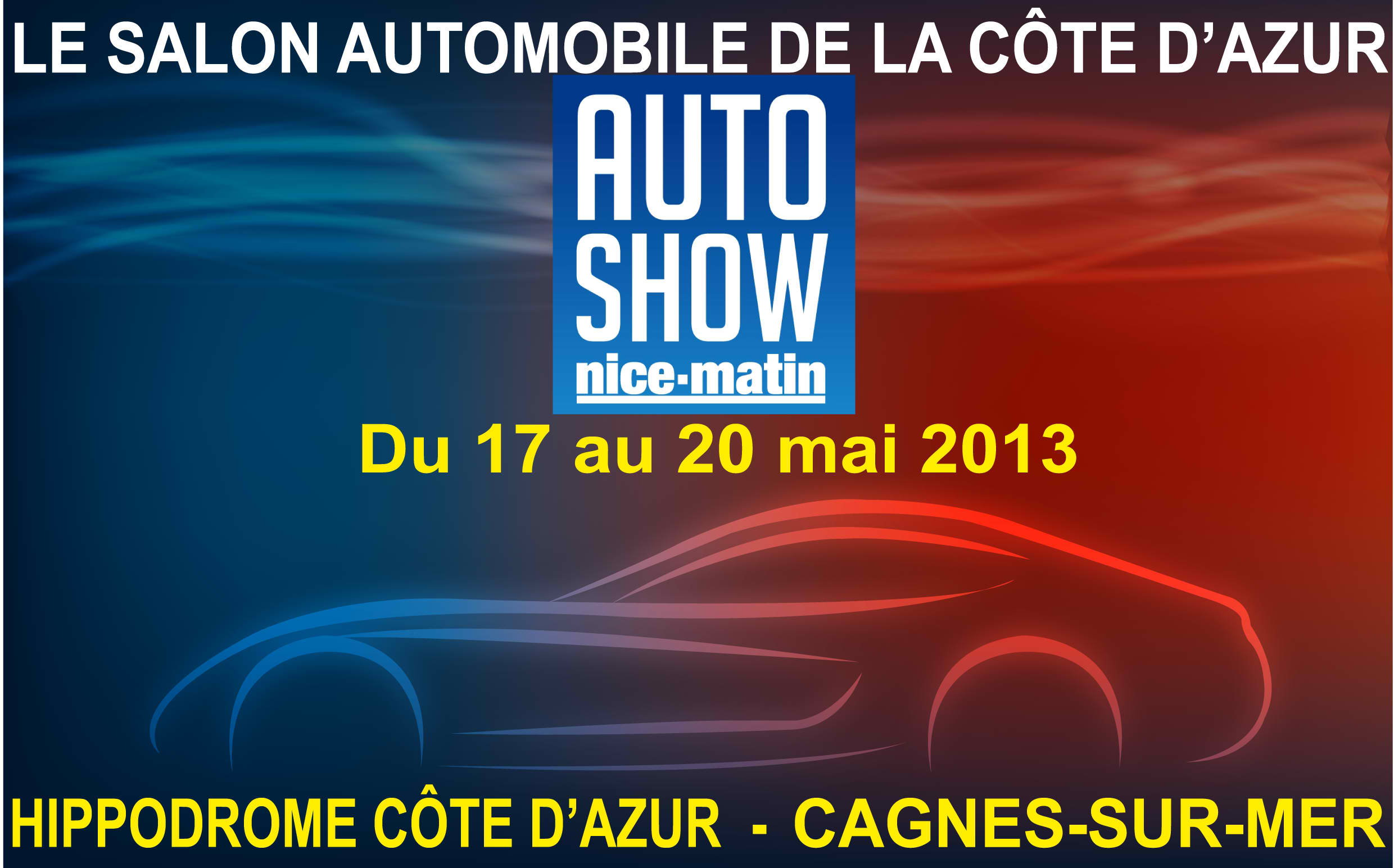 Salon Automobile – Autoshow Nice-Matin