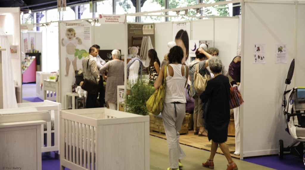 Baby cool paris salon de la pu riculture univers for Salon baby cool